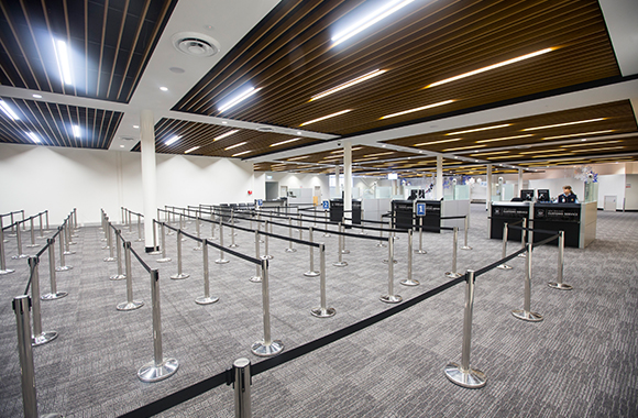 Queenstown Airport New Terminal